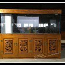 中式仿古纯手工镂空雕刻实木低柜 /一延米